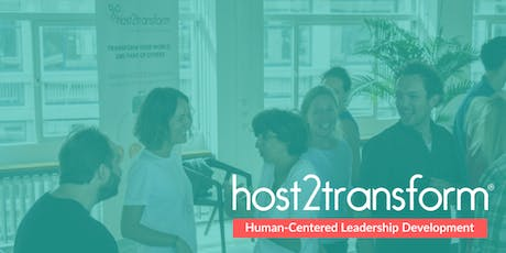 HOST Demo New York | Humanising Leadership & Business to Make Change Work tickets