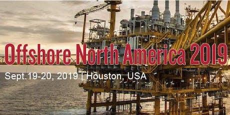 Offshore North America Congress 2019 tickets