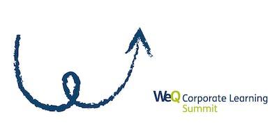 WeQ Corporate Learning Summit - Rendevouz mit dem Lernen der Zukunft