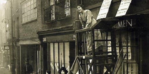 Radical Women of the East End