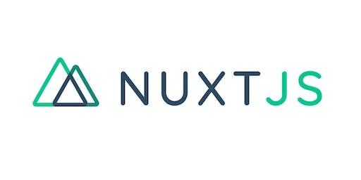 Nuxt JS:  introduction to an impressive VueJS framework