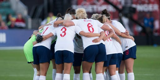 'Fit Fun Fest': Women's World Cup (Inclusive/Least Active Girls Event)