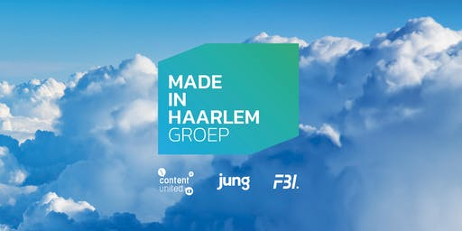 Made in Haarlem Groep en Buro Jung launchparty!