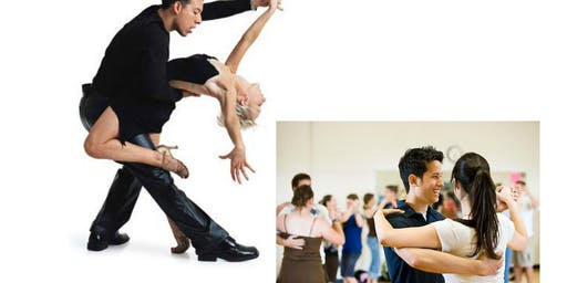 Summer Session:Fridays Intro to Salsa and Bachata with Carolina