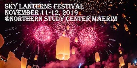 Lantern Festival @Northern Study Center Maerim, Chiangmai, Thailand (11-12 November 2019) tickets