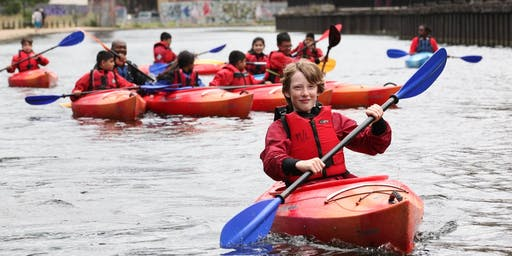 Adventure Sports Days for young people