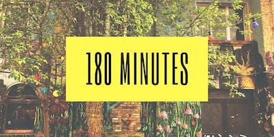 180 Minutes Open Air & BBQ w/ Mimi Love