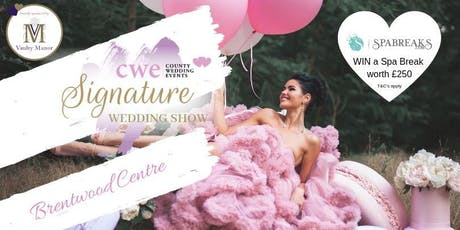 Brentwood Centre Signature Wedding Show tickets