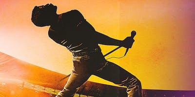 Screen on the Lawn - Bohemian Rhapsody
