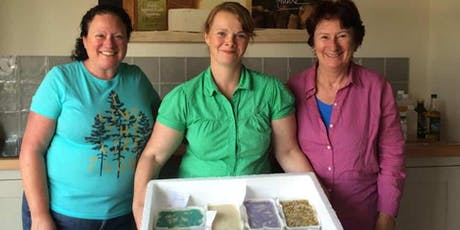Soap Making Courses tickets