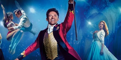 Screen on the Lawn - The Greatest Showman