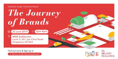 The Journey of Brands tickets