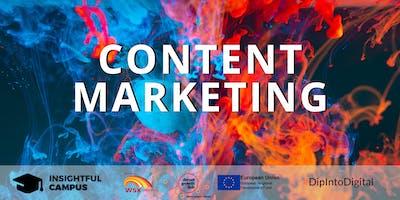 Content Marketing - Wimborne - Dorset Growth Hub