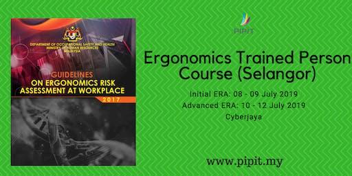Ergonomics Trained Person Course (Selangor)