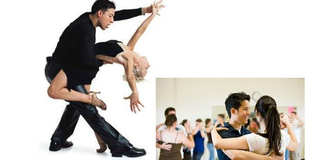 Full Session:Fridays Intro to Salsa and Bachata with Carolina tickets