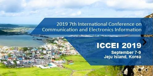 7th International Conference on Communication and Electronics Information (ICCEI 2019)