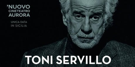 Toni Servillo Racconta Il Teatro A Lavoro- Nuovo Cineteatro Aurora biglietti