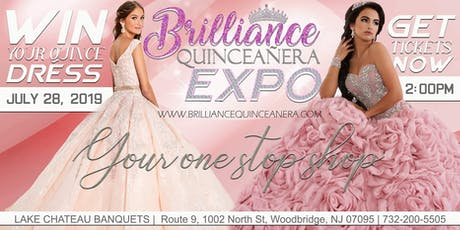 BRILLIANCE QUINCEANERA SUMMER EXPO tickets