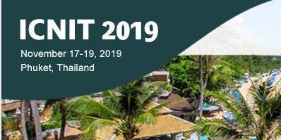 2019 10th International Conference on Networking and Information Technology (ICNIT 2019)