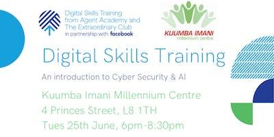 Digital Skills at The Landmark, Burnley