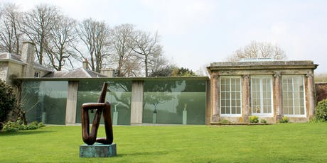 Sketching day at Roche Court Sculpture Park with artist Nick Andrew tickets