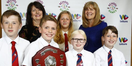 WD School Games Awards Ceremony 2018-19