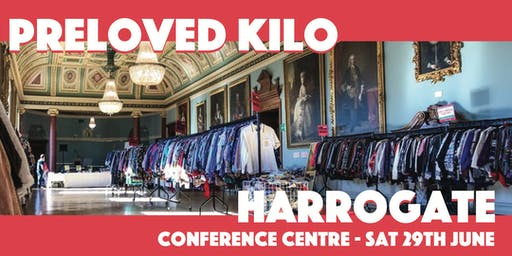 Harrogate  Preloved Vintage Kilo