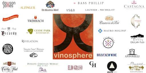 Vinosphere Perth 2019