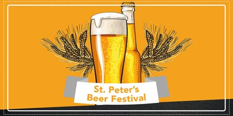 St. Peter's Beer Festival tickets