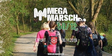 Megamarsch Erfurt 2019 (50/12) Tickets