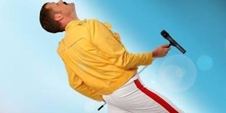Freddie Mercury Tribute Night Saturday 27th July tickets