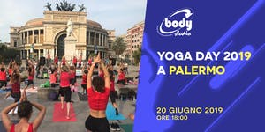 Yoga Day 2019 a Palermo