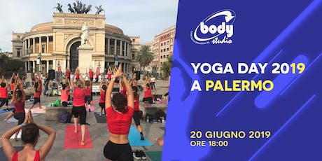 Yoga Day 2019 a Palermo tickets