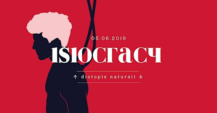 Immagine Isiocracy Distopie Naturali