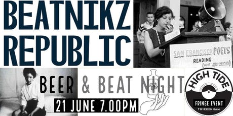 Beer & Beat Night, with Beatnikz Republic Brew Co tickets