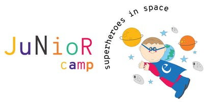 Junior Camp: Superheroes in Space