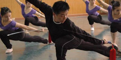 Spring Term 2020 Chinese Sword Dance - Goldsmiths Confucius Institute