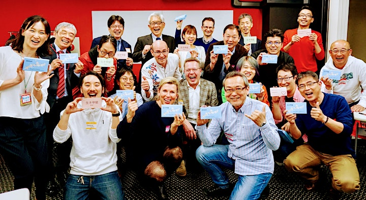 Join us for the introduction of Ikigai® card game in Sydney, Australia image