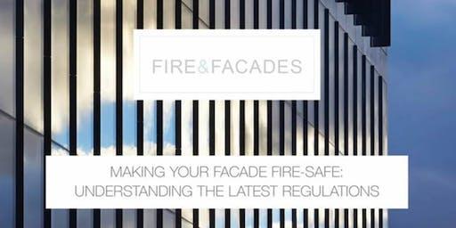 ARUP Fire & Facade Event 2019