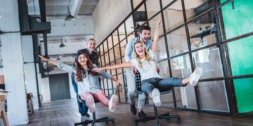 Workspace - Creating room for happiness