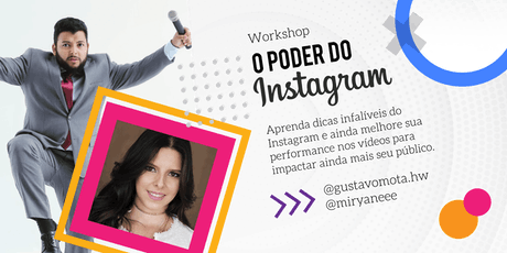 O Poder do Instagram ingressos