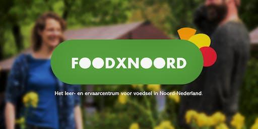 Netwerk- & Infoavond: FOODXNOORD