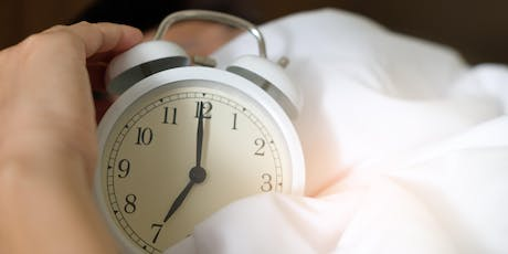 Time to wake up: the importance of getting good quality sleep tickets