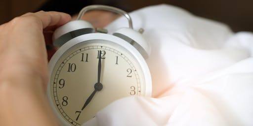Time to wake up: the importance of getting good quality sleep