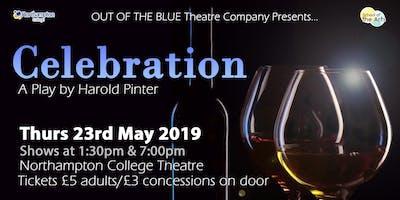 "Northampton College HND Presents ""Celebration"" by Harold Pinter"