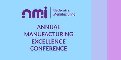 Manufacturing Excellence Conference 2019