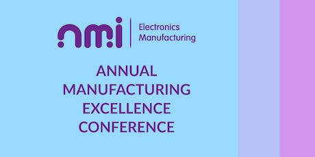 Manufacturing Excellence Conference 2019 tickets