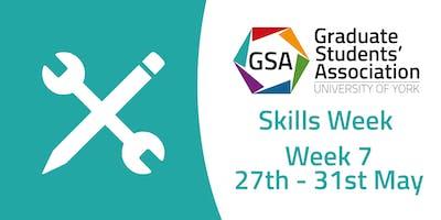 Skills Week - Sign Language for beginners