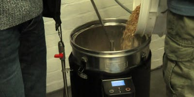 Brewing Beer with The Grainfather