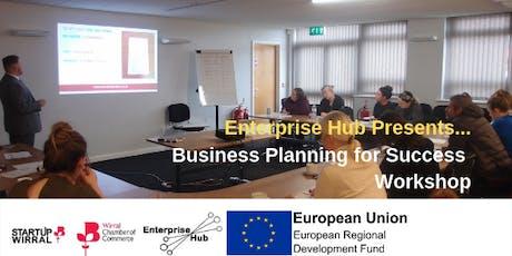 Enterprise Hub Presents - Business Planning For Success Workshop tickets
